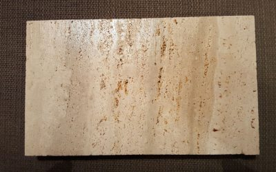 Onyx, Travertine, Polierter marmor - 2