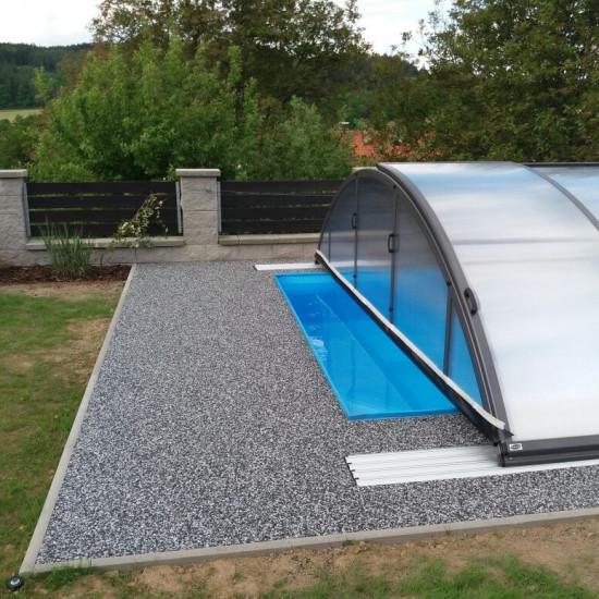 Sedlčany - Stone Idea s.r.o. - renovace bazénu