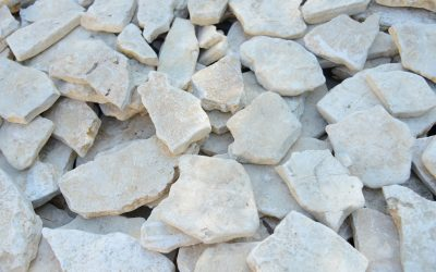 Chipped tiles Mediterran – Clearance sale - 1