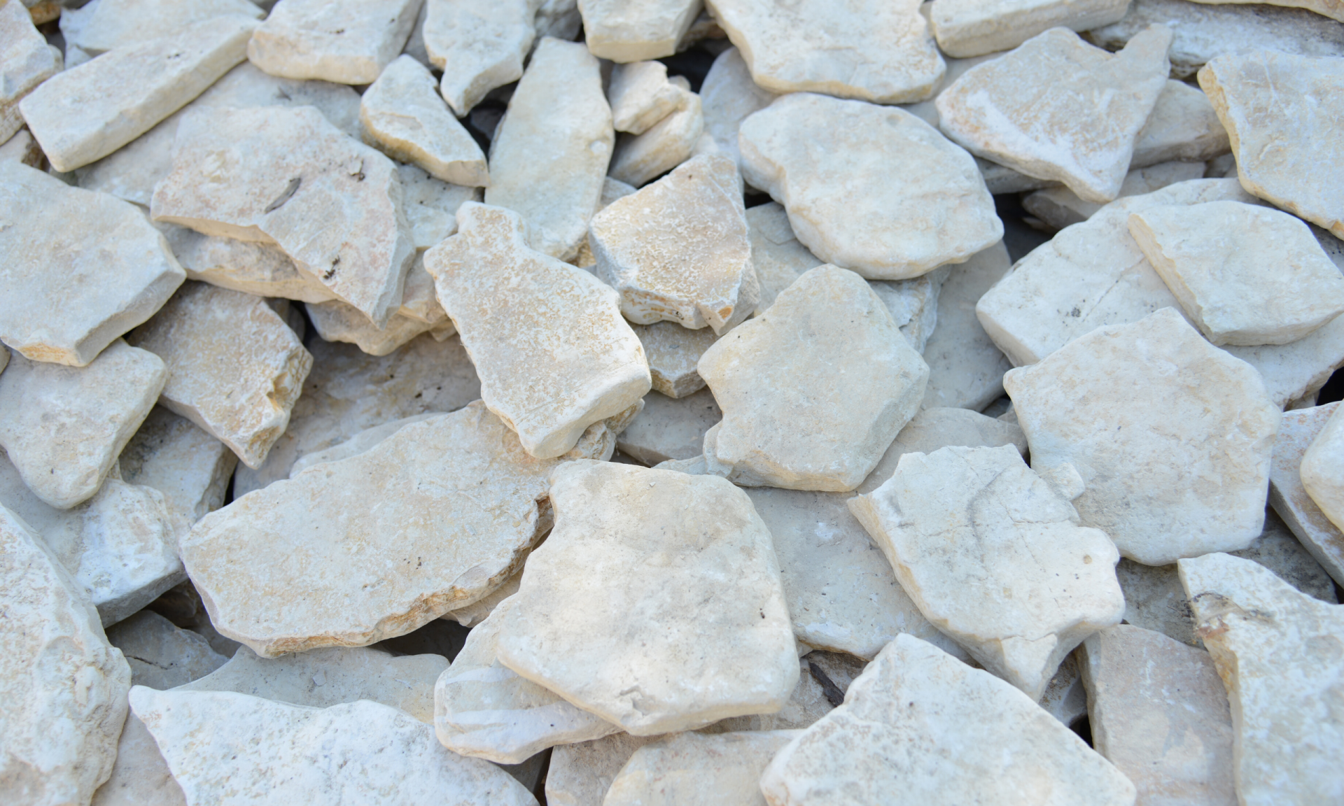 Chipped tiles Mediterran – Clearance sale