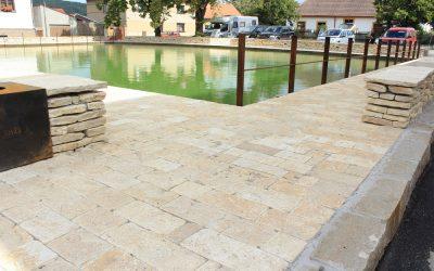 Tetín – kamenné dlažby aobklady Mediterran - 11