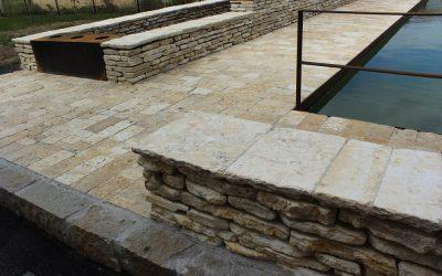 Tetín – kamenné dlažby aobklady Mediterran - 13