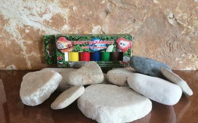 Malování na kamínky - 4