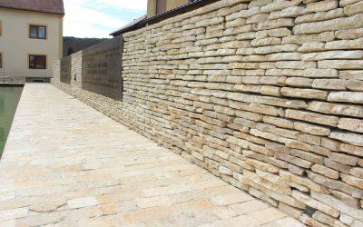 Tetín – kamenné dlažby aobklady Mediterran - 50