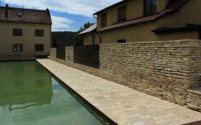 Tetín – kamenné dlažby aobklady Mediterran - 30